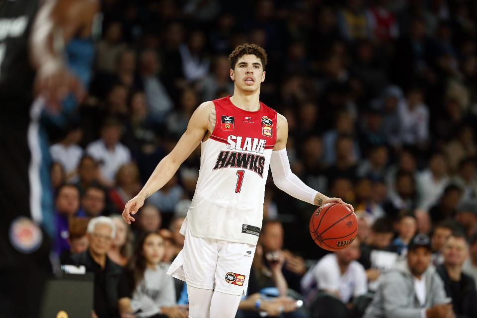 Lamelo Ball Scouting Report Nba Draft Basketball Society