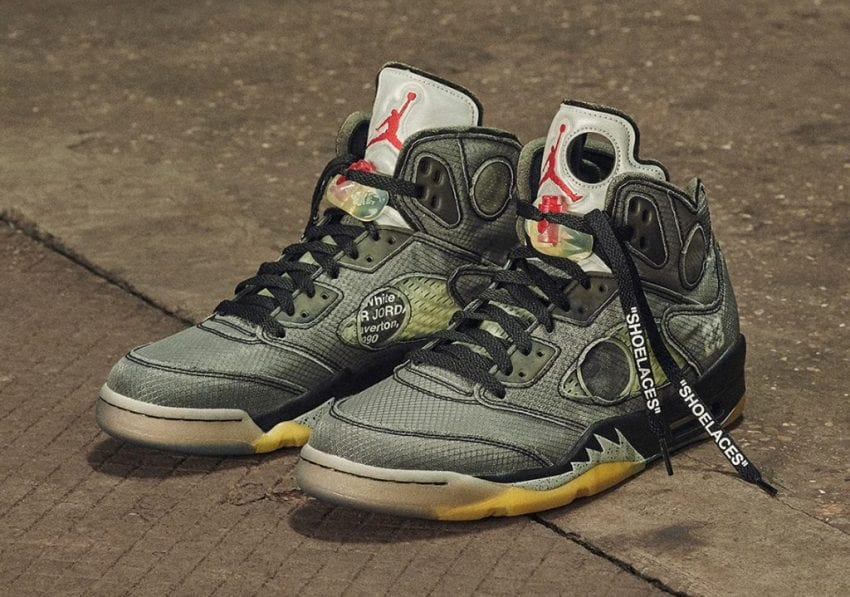 What sneakers will be releasing in the