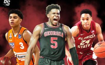 2020 NBA Post-Lottery Mock Draft