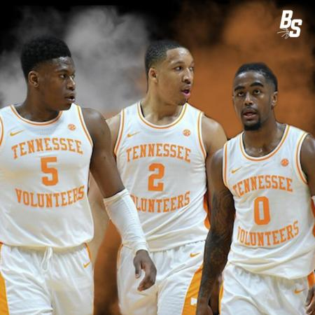Grant Williams, Admiral Schofield, and Jordan Bone