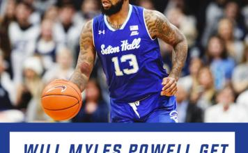 Will Myles Powell Get Drafted?