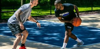 basketball meditation