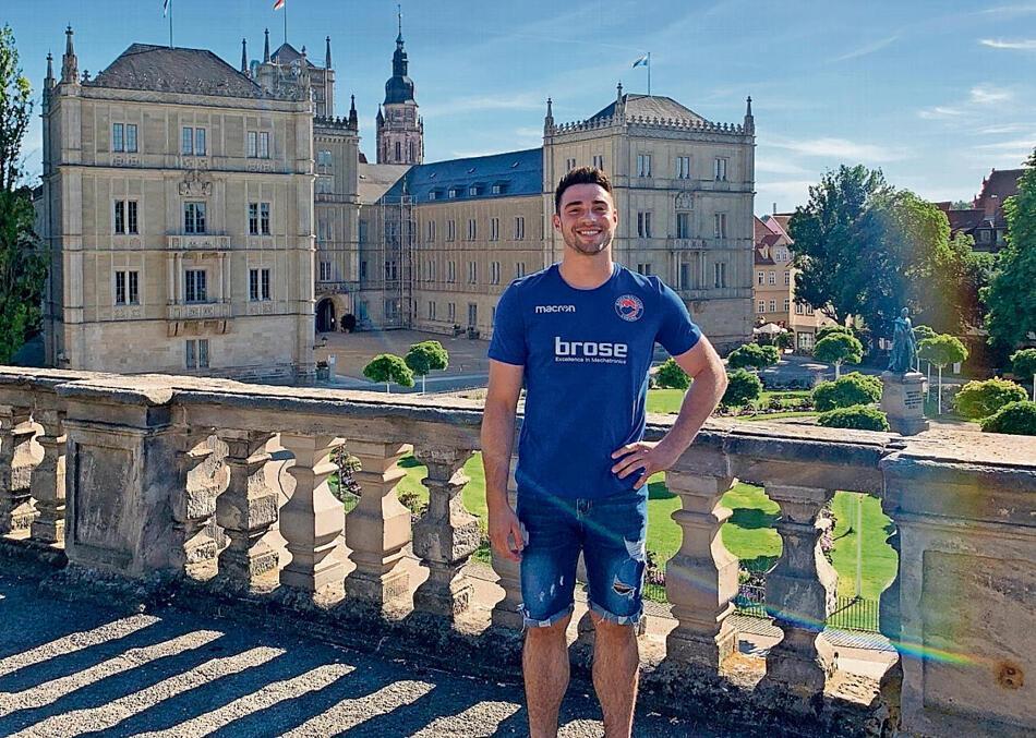 Lukas Wobst wechselt von Erfurt nach Coburg