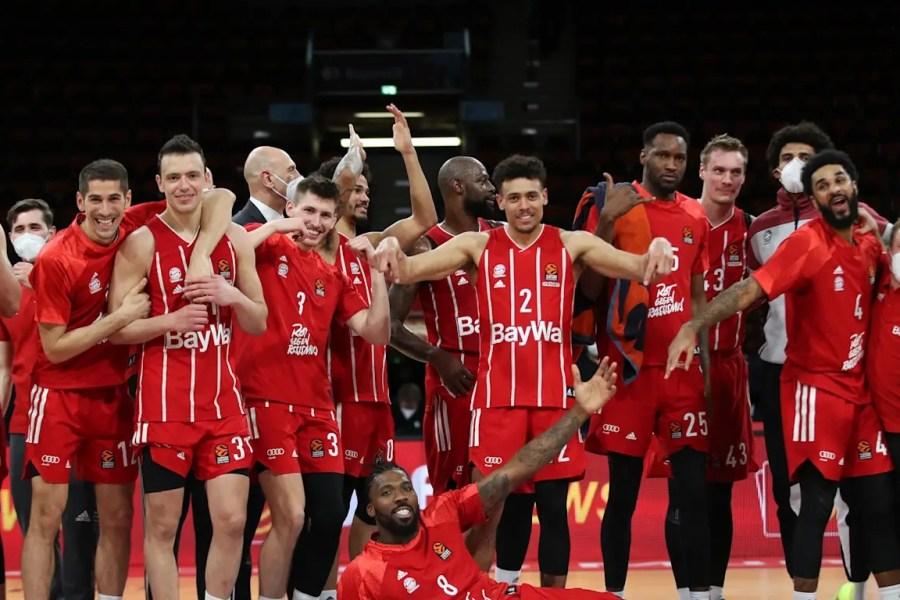 Euroleague-Playoff – Bayern ist dabei