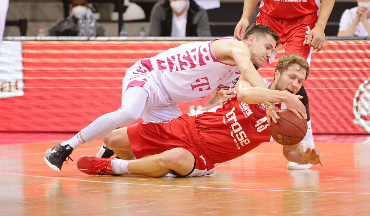 Teamplay sichert Brose Bamberg den Auswärtssieg