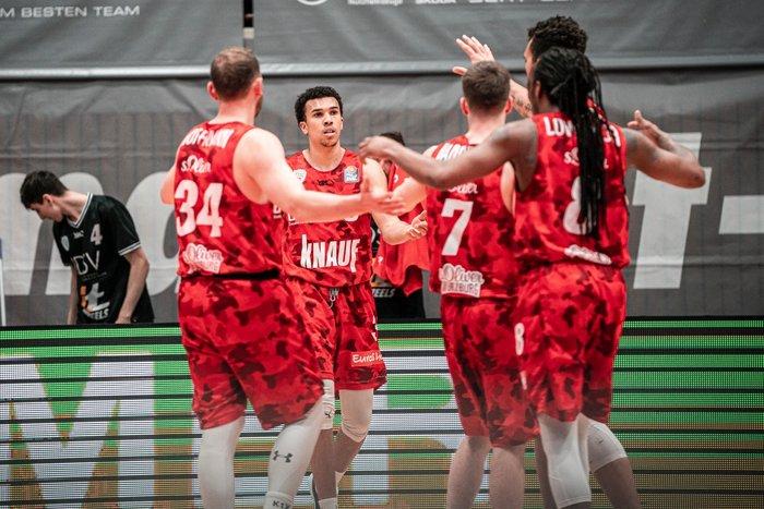 Ein Sieg aus drei Spielen für Würzburg