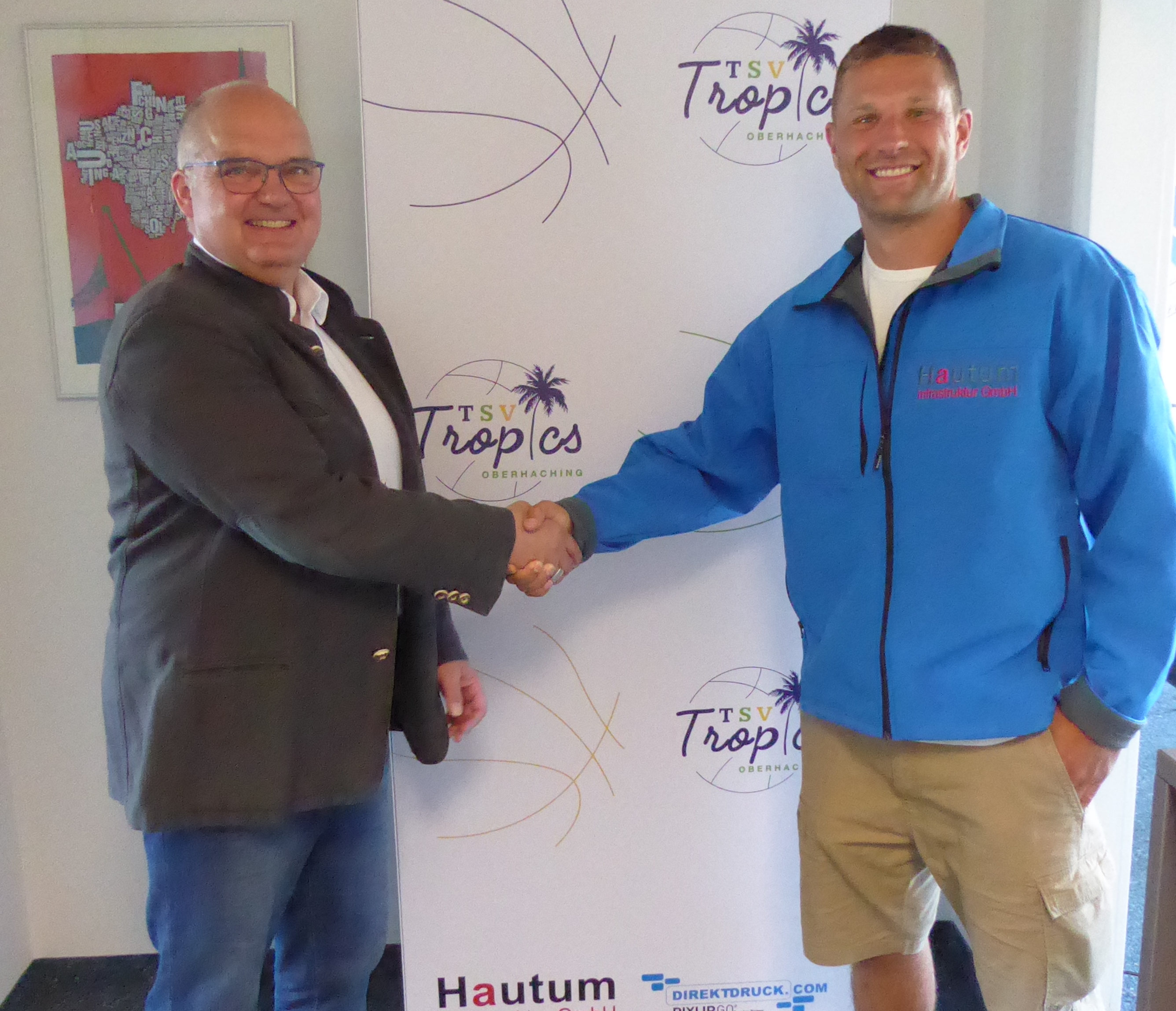 Boyer is back – Hautum bleibt Hauptsponsor