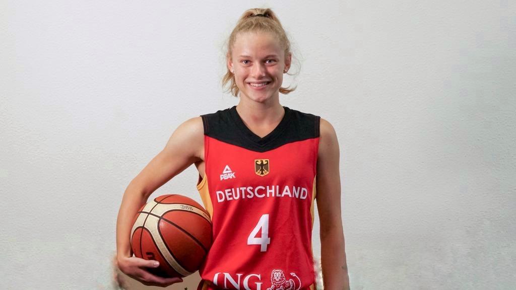 Jugend-Nationalspielerin wird ein Engel