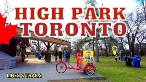 Toronto - High Park  on April 20th 2021 #Canada