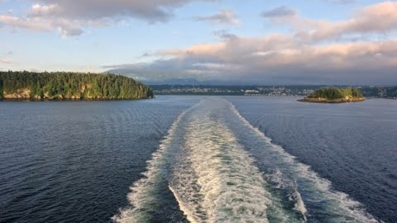 How Long Is Ferry Ride From Nanaimo to Horseshoe Bay