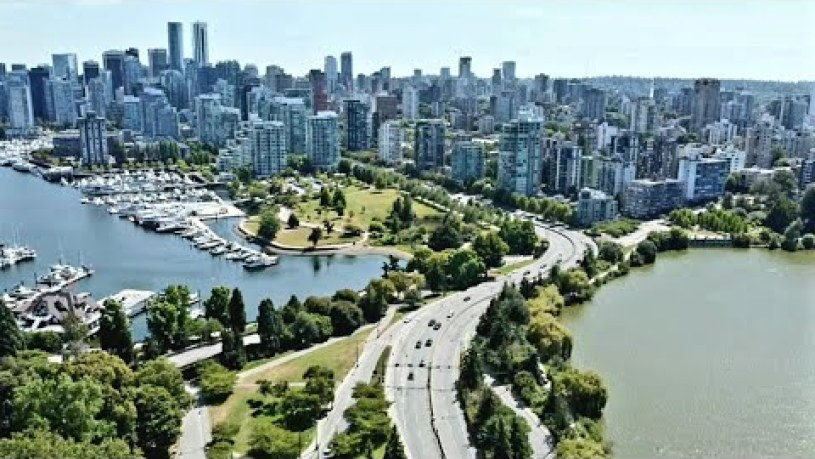 Who Designed Stanley Park Vancouver