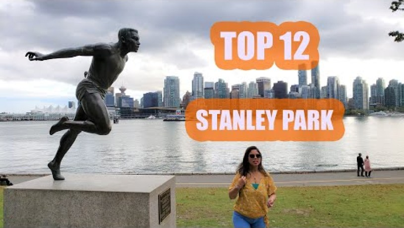 How Large Is Stanley Park in Vancouver