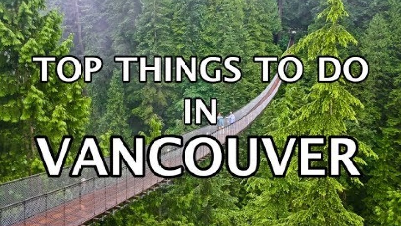 Things to Do Stanley Park Vancouver
