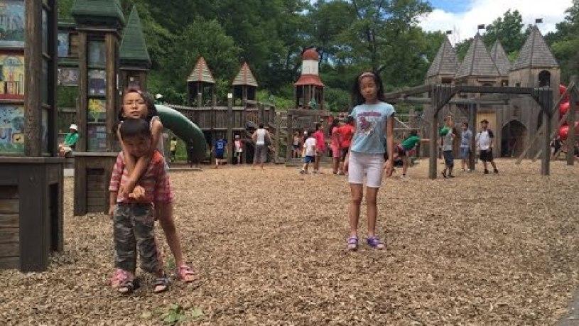 High Park Toronto Playground
