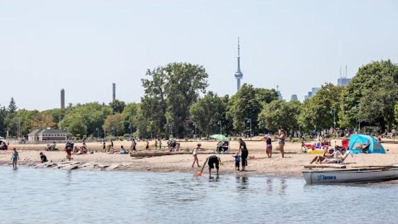 Can You Swim at Woodbine Beach Toronto