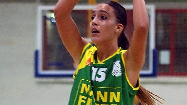 La tinerfeña Laura Herrera se muestra «muy feliz» tras renovar con MANN-FILTER de Liga Femenina