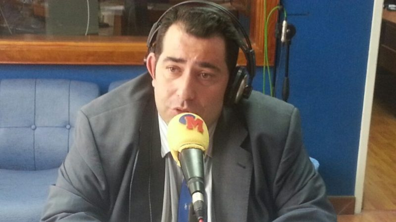 Andrés Alonso: «He recibido amenazas por el comunicado en el que me pongo de parte del Tenerife Isla Única»