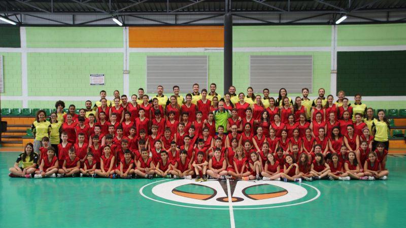 Comenzó el 'VI Campus de Baloncesto de La Guancha'