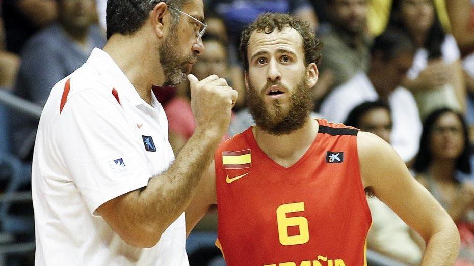 Sergio Rodríguez, en la lista de la selección para el Mundial