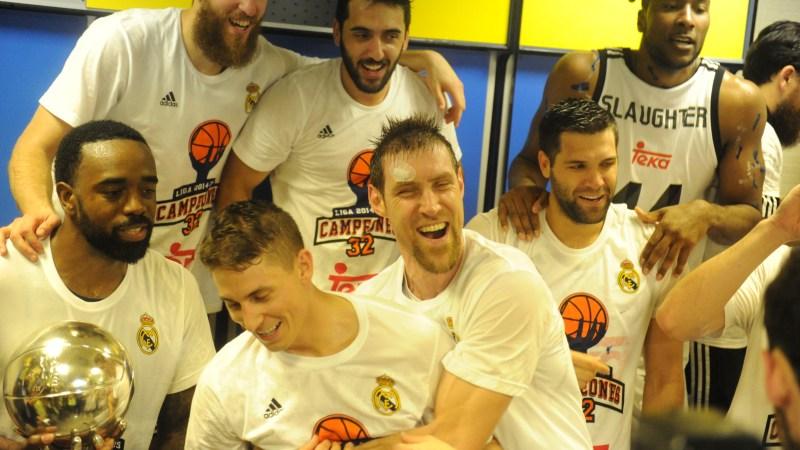 El Real Madrid de Sergio Rodríguez agranda su leyenda