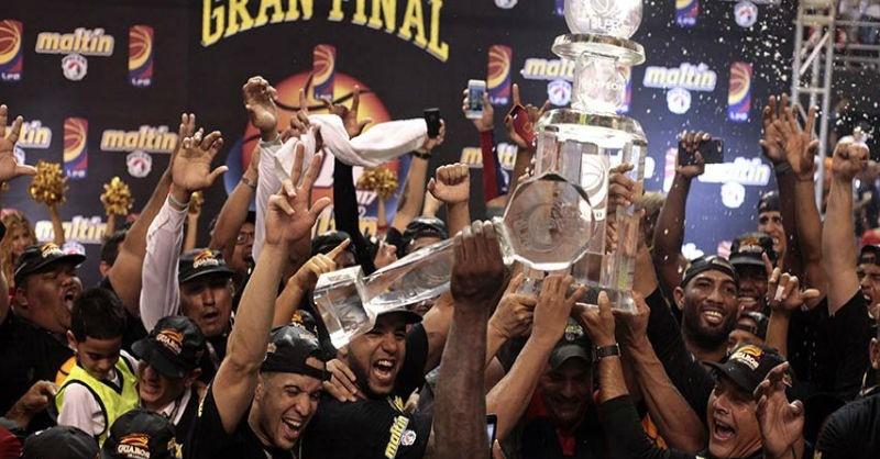 Guaros de Lara, rival del Iberostar Tenerife en la Intercontinental, campeón de Liga en Venezuela