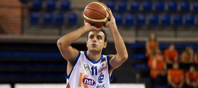 Alberto Ruiz de Galarreta ficha por el UBU Tizona