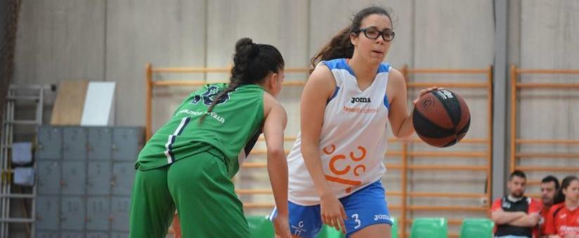Leticia De La Torre vuelve al Tenerife Central