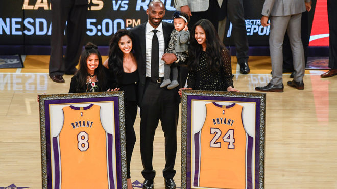 Conmoción mundial: Kobe Bryant fallece en un accidente de helicóptero