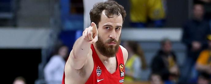 Sergio Rodríguez jugará la 'Final Four' de la Euroliga con el CSKA Moscú