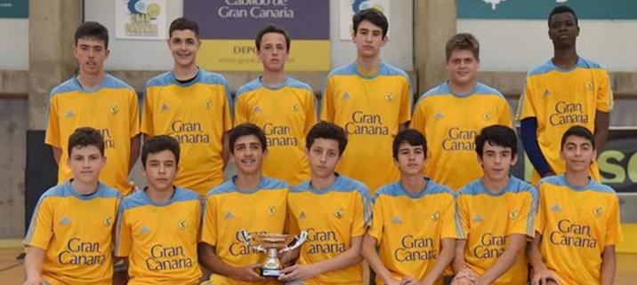 El CB Gran Canaria, campeón insular en Precadete Masculino