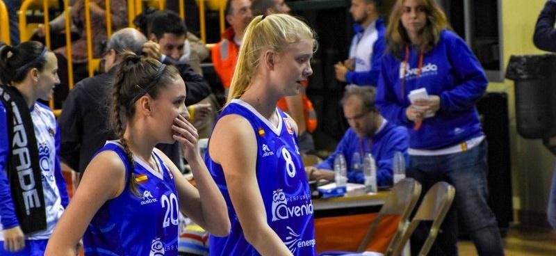 María Roters Dubinina debutó en Liga Femenina