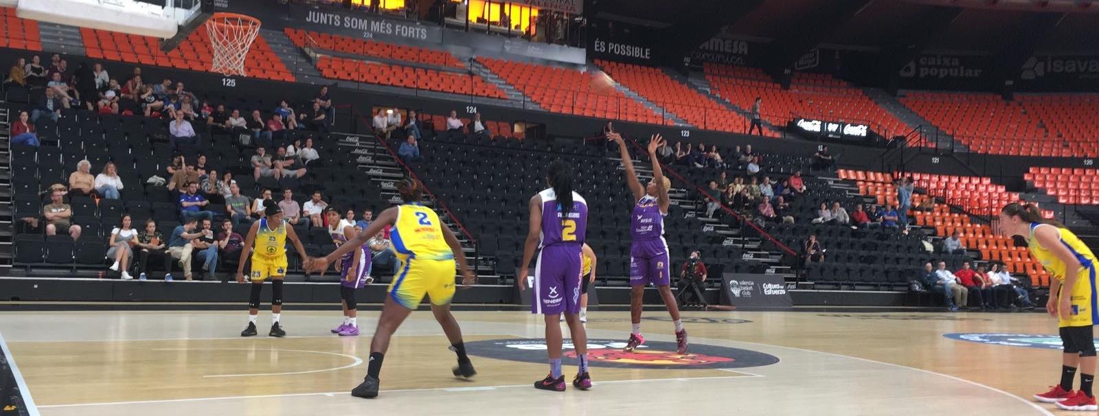El Clarinos empieza la Fase de Ascenso a Liga Femenina con derrota