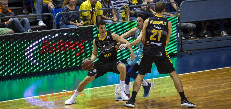 """Rodrigo San Miguel en """"Los más"""" de la Jornada 32 de ACB"""