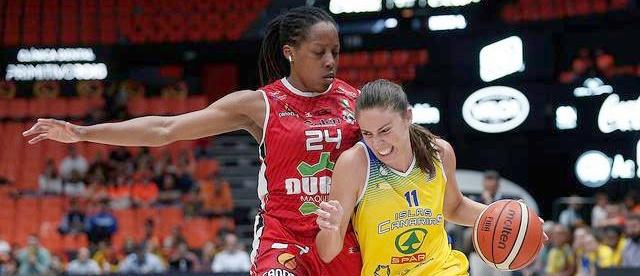 El Gran Canaria fracasa, no logra el ascenso y será una temporada más equipo de Liga Femenina 2