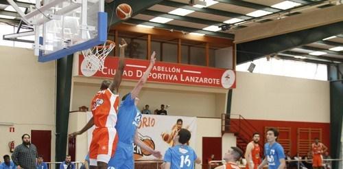 El Conejero de Lanzarote pierde la categoría de Liga EBA