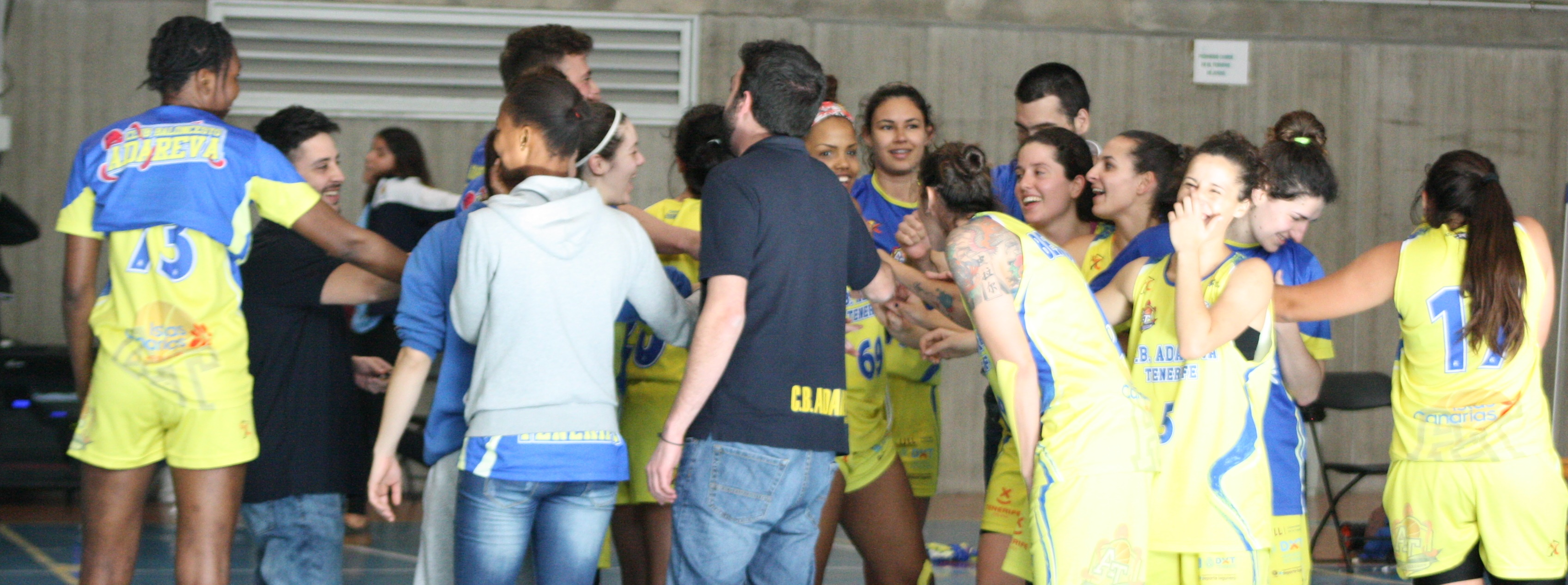 Adareva y Náutico cumplen los pronósticos y jugarán la final de Canarias y la Fase de Ascenso a Liga Femenina 2