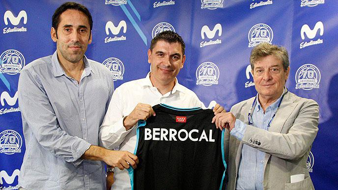 Josep Maria Berrocal, nuevo entrenador de Estudiantes