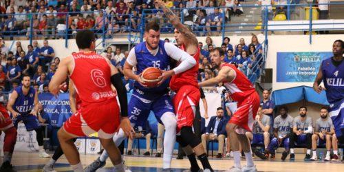 El Melilla gana y fuerza el cuarto partido de la final de LEB Oro