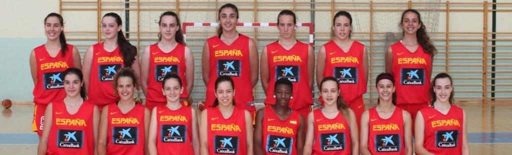 Primeros días de trabajo de la U15 Femenina en Íscar para preparar el Torneo de la Amistad