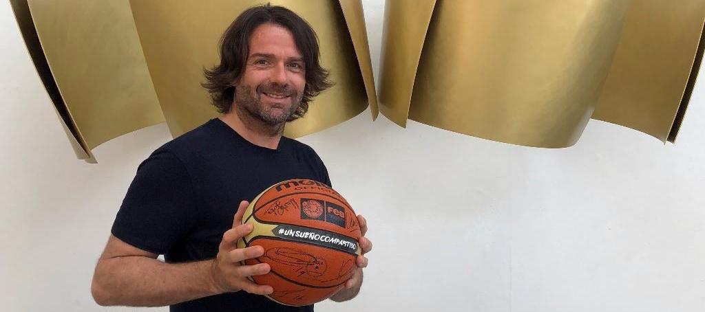 El artista David Rodríguez Caballero realizará las medallas de premiación de la Copa del Mundo de Baloncesto Femenino FIBA 2018