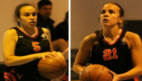 Alba Rodríguez y Nereida Bermúdez renuevan con el Magec Tías de Liga Femenina 2
