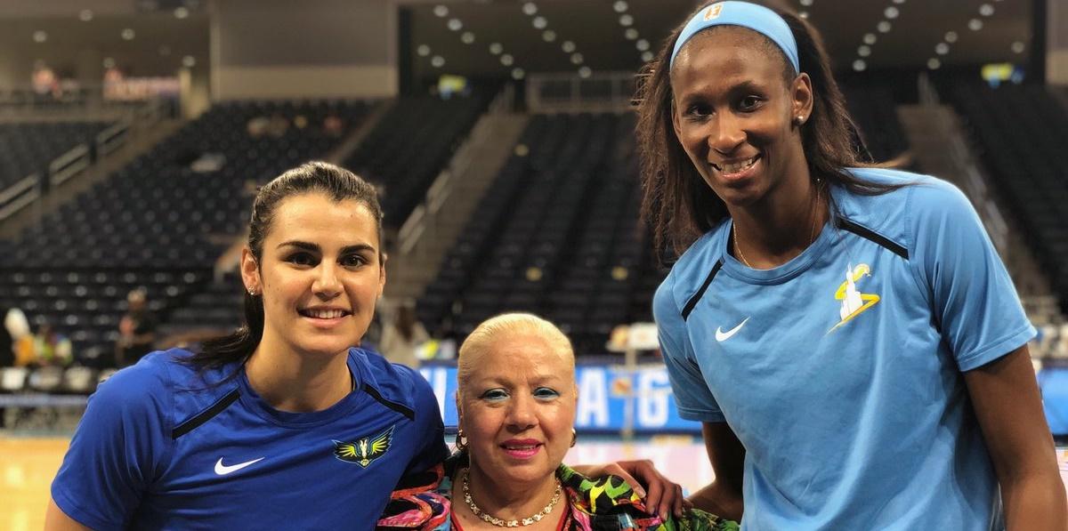 Ndour ganó a Romero en su segundo enfrentamiento en la WNBA