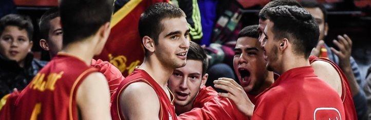 Jovan Kljajic, del Gran Canaria, finaliza en octava posición el Mundial U17