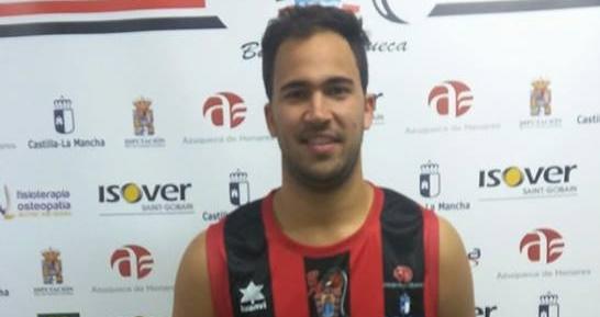 El grancanario Carlos Apolinaro debutará en LEB Plata con el Basket Azuqueca