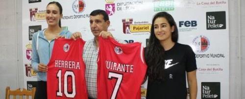 Herrera: «Vengo al Bembibre a ayudar a hacer piña»