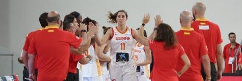 La selección española femenina jugará el Preolímpico en Belgrado en lugar de en China
