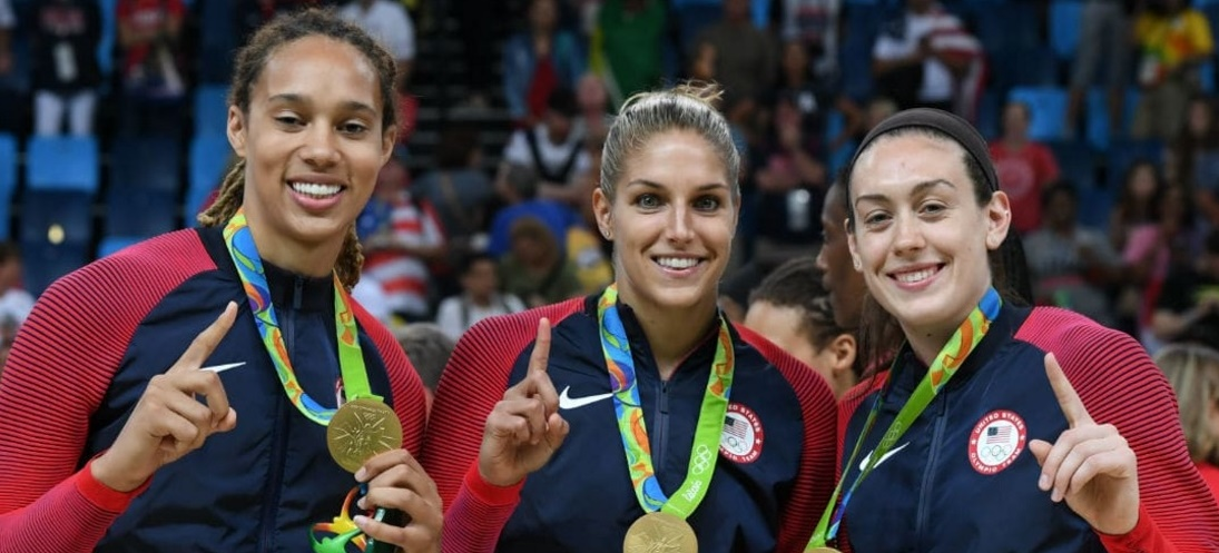 Estados Unidos está a 361 de ser la primera selección femenina en anotar 10.000 puntos