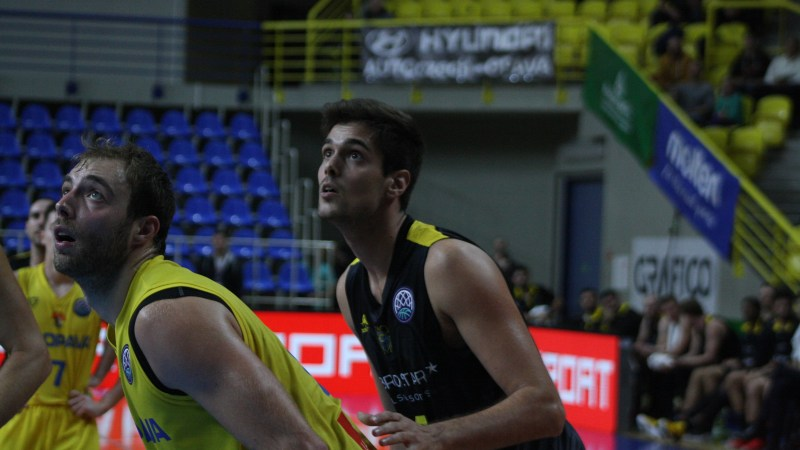 El tinerfeño Samuel Rodríguez jugará en el Alicante de LEB Oro las tres próximas temporadas