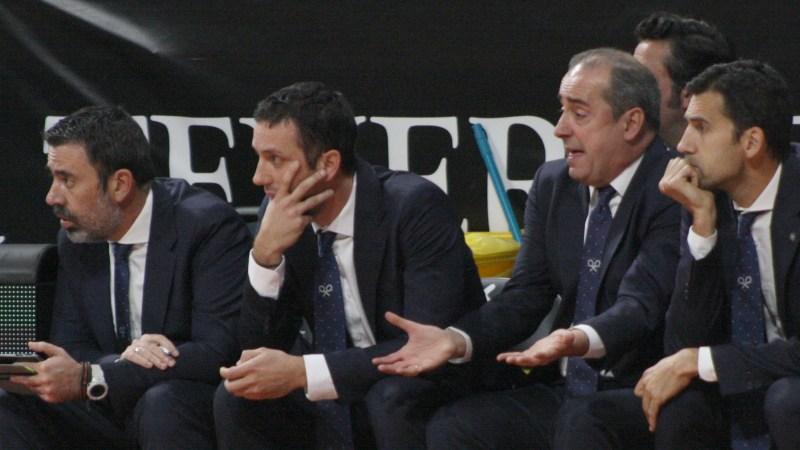 Vidorreta, sobre la Copa del Rey: «Es un objetivo que todos tenemos»