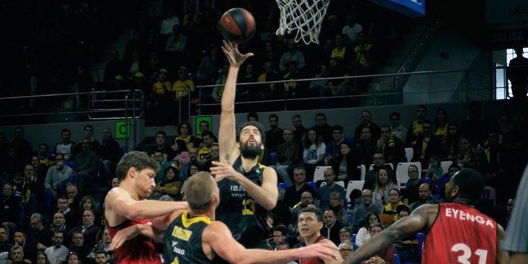 Beirán, a 'Basket Insular': «Ojalá pueda decir que no me he perdido la parte más importante de la temporada»